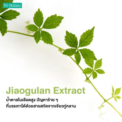 น้ำตาลในเลือดสูงปัญหาร้ายๆที่บรรเทาได้ด้วยสารสกัดจากเจียวกู่หลาน (Jiaogulan Extract)