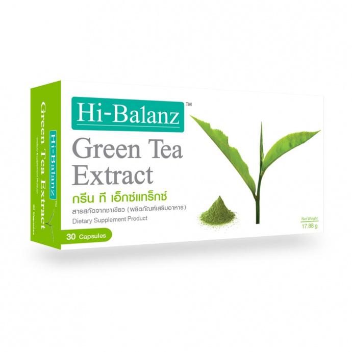 ไฮบาลานซ์ สารสกัดจากชาเขียว