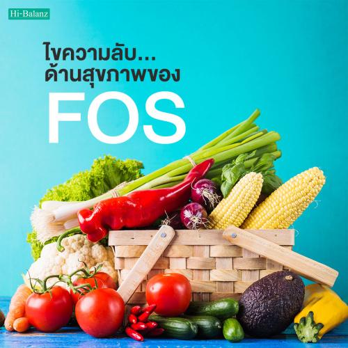 ไขความลับด้านสุขภาพของ Fructo-Oligosaccharides (FOS) แบบหมดเปลือก